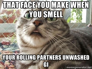 smelly GI meme